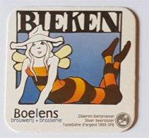 Bierviltje Brouwerij Boelens - Publicité
