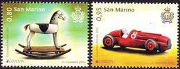San Marino 2015  - Europa Cept - Set  MNH** - Europa-CEPT