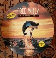 PLV Free Willy (diam 50 Cm) - Publicité