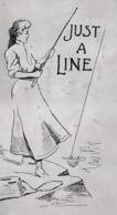 ALUMINUM ; Woman Fishing , 00-10s - Fantasia