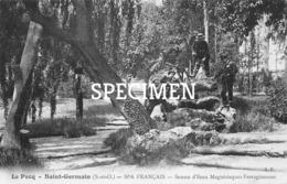 Le Pecq Saint-Germain-en-Laye Spa Français : Source D'Eaux Magnésiaques Ferrugineuses - St. Germain En Laye