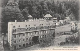 74-SAINT GERVAIS LES BAINS-N°T2530-F/0277 - Saint-Gervais-les-Bains