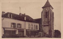 Villiers Sur Marne : L'Eglise - Villiers Sur Marne