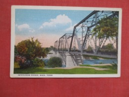 - Texas > Waco Interurban Bridge    - 3700 - Waco