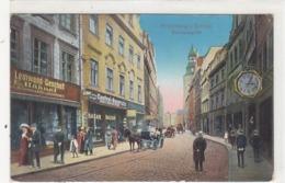 Hirschberg In Schlesien - Schildauerstrasse - 1915               (A-124-190305) - Polonia
