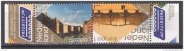 Nederland 2012 Nr 2910+2911 Mi Nr 2956 + 2957  Amsterdam Herengracht + Magere Brug  Europa Zegel - Periodo 1980 - ... (Beatrix)