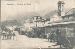 LUCCA-CAMAIORE STAZIONE DEL TRAM - Lucca