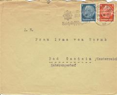 Deutsches Reich - Umschlag Echt Gelaufen / Cover Used (A894) - Briefe U. Dokumente