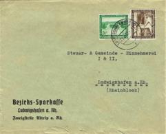 Deutsches Reich - Umschlag Echt Gelaufen / Cover Used (A896) - Deutschland
