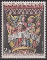 Le Chapiteau De La Cène De L'église Sainte Austremoine D'Issoire - FRANCE - Oeuvres D'art - N° 1741 - 1973 - France