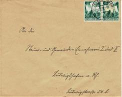 Deutsches Reich - Umschlag Echt Gelaufen / Cover Used (A897) - Deutschland