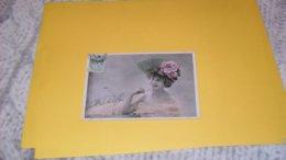 CARTE POSTALE ANCIENNE CIRCULEE..DE 1905../ MONTBRYON...CACHETS + TIMBRE - Femmes