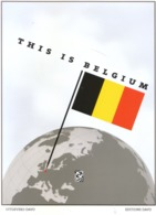 This Is Belgium (Complet De 2003 à 2005) + Feuilles Davo - Belgio