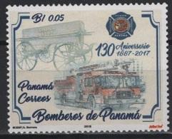 Panama (2018) - Set -  /  Firefighter - Firemen - Bombero - Pompier - Bombero