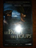 Le Pacte Des Loups, Version Longue Inédite/ VHS Studio Canal - Science-Fiction & Fantasy