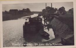 Neuilly Sur Marne : Un Coin De La Marne - Neuilly Sur Marne