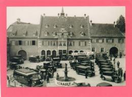 BARR ( Place De La Mairie Exposition  De Printemps  De RENAULT ) - Barr