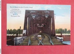 Washington > Vancouver   North Bank Bridge To Portland Oregon     - 3700 - Vancouver