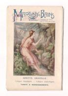 MARTIGNY LES BAINS - DEPLIANT TOURISTIQUE - 10 Pages - Dépliants Touristiques