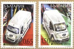 Bulgaria / Bulgarie  2013  - Europa Cept -  Set  MNH** - Europa-CEPT