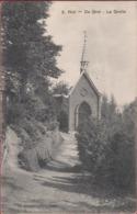 Niel Grot Van OLV O.L. Vrouw Van Lourdes En Kapel Van St Sint Antonius 1908 ZELDZAAM (In Zeer Goede Staat) - Niel