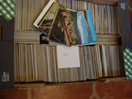 CARTON DE 3200 CARTES POSTALE DES ANNEES 1970 - Postkaarten