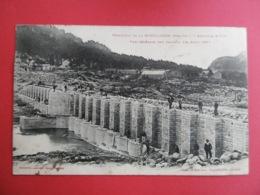 Environs De FONT - ROMEU  ( 66 ) Reservoir De La BOUILLOUSE  - Vue Générale Des Travaux - Autres Communes