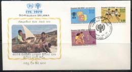 Sri Lanka1979 IYC AIE - Kind & Jugend