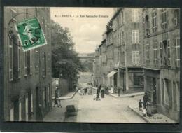 CPA - BREST - La Rue Latouche Tréville, Animé - Brest