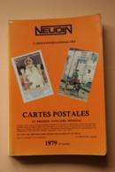 NEUDIN 1979 ARGUS CARTE POSTALE DE COLLECTION - Livres, BD, Revues