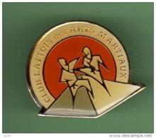 ARTS MARTIAUX *** CLUB LATTOIS *** 2001 - Judo