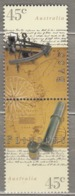 AUSTRALIA 1998 Ancient Map Mi 1769-1770 MNH (**) #24937 - Neufs