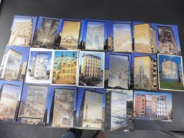 LOT   DE  57   CARTES  POSTALES   NEUVES   DE   FRESQUES  MURALES - Cartes Postales