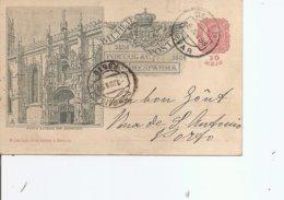 Portugal ( EP De 1898 De Ovar Vers Porto à Voir) - Lettres & Documents