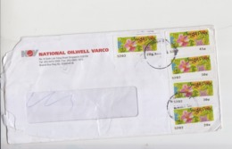 Singapore Cover, Stamps   (A-4900-special-1) - Singapore (1959-...)