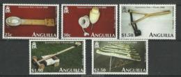 ANGUILLA 2000  EASTER,INDIGENOUS TOYS SET MNH - Anguilla (1968-...)