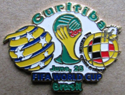 Pin FIFA 2014 Group B Australia Vs Spain - Fútbol