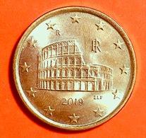 ITALIA - 2019 - Moneta - Anfiteatro Flavio (Colosseo) - Euro - 0.05 - Italia