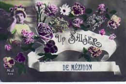 14 - Un Baiser De MEZIDON - M.J 200 - Dives