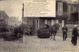 50 - COUTANCES - Les Traines à BOUAIS - - Coutances