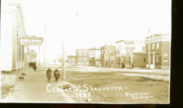CANADA SHAUNAVON LA FETE EN 1922    PHOTO CARTE - Other