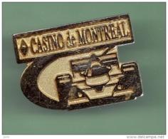 F1 *** CASINO DE MONTREAL *** 2001 - Automobile - F1
