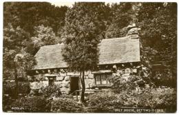 BETTWS Y COED : UGLY HOUSE - Caernarvonshire