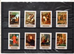 Rwandaisi Nº 322-29 Napoleón, Serie Completa En Nuevo 7,50 € - Napoleon