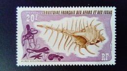 Afars Et Issas 1975 Animal Coquillage Shell Yvert 403 ** MNH - Afars Et Issas (1967-1977)