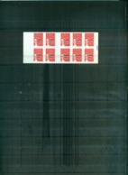 S.PIERRE ET MIQUELON MARIANNE DU 14 JUILLET 1 CARNET DE 10 TIMBRES ADHESIFS NEUF A PARTIR DE 1.25 EUROS - Cuadernillos/libretas