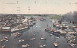 AK54 Victoria Harbor - Victoria