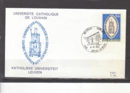 1783 550éme Anniversaire De L' Université De Louvain - FDC