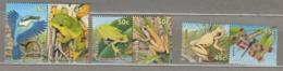 AUSTRALIA 1999 Fauna Frogs Birds Mi 1961-1964 MNH (**) #24946 - Neufs