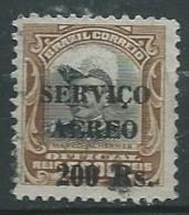 Bresil -  Aérien   Yvert N° 4 Oblitéré  -  Ava 28606 - Airmail